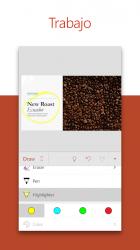 Screenshot 4 de PowerPoint: Diapositivas y presentaciones para android