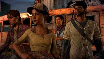 Captura 1 de The Walking Dead: A New Frontier para windows