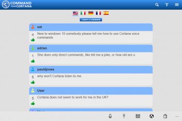 Screenshot 7 de Command your Cortana para windows