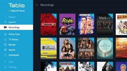 Screenshot 7 de Tablo para windows