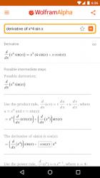 Captura 3 de WolframAlpha para android
