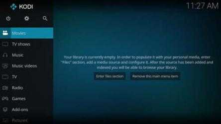 Screenshot 3 de Kodi para windows