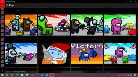 Captura de Pantalla 3 de Among Us Guide para windows