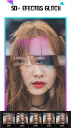 Captura de Pantalla 13 de Glitch efectos de video efectos de foto para android