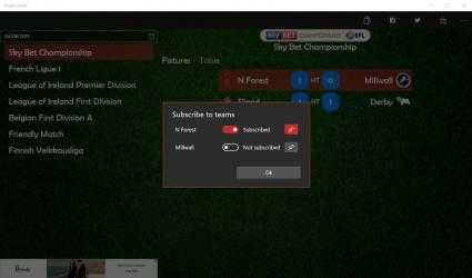 Screenshot 10 de Goal Centre para windows