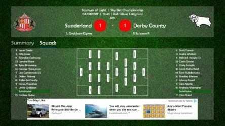 Screenshot 3 de Goal Centre para windows