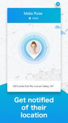 Captura 3 de GeoLocator — localizador familiar + Baby Monitor para android