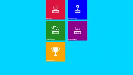 Captura 2 de Type Faster! para windows
