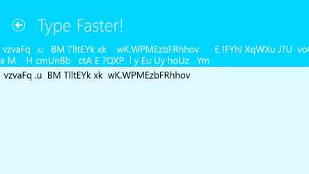 Screenshot 4 de Type Faster! para windows