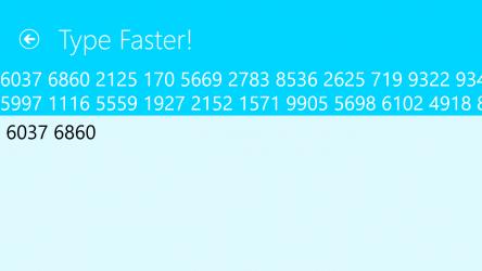 Imágen 5 de Type Faster! para windows