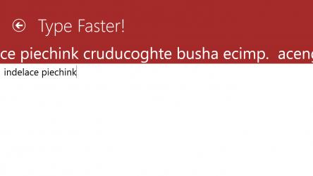 Screenshot 6 de Type Faster! para windows