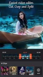 Captura 10 de editor de video tik tok en línea para android