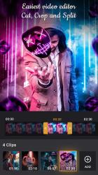 Captura de Pantalla 5 de editor de video tik tok en línea para android