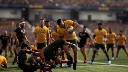 Captura de Pantalla 14 de Rugby Challenge 4 para windows