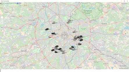 Captura de Pantalla 14 de Global Carsharing Map para windows