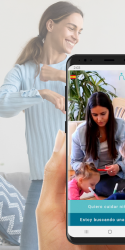 Captura de Pantalla 2 de Babysits - Encuentra canguro para android
