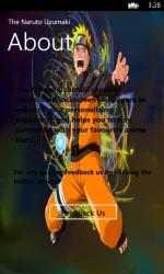 Captura de Pantalla 5 de Naruto Lock Screen para windows
