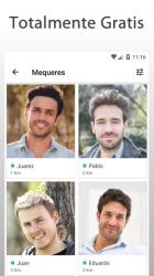 Captura 5 de App Gratis de Citas, Encuentros y Chat - Mequeres para android