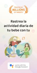 Screenshot 2 de Baby Daybook - Seguimiento de lactancia y cuidado para android