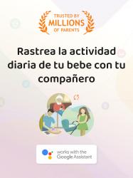 Captura 10 de Baby Daybook - Seguimiento de lactancia y cuidado para android