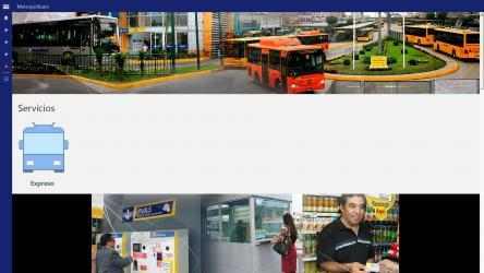 Screenshot 6 de Metropolitano para windows