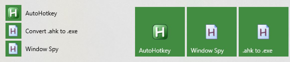 Captura 2 de AutoHotkey Store Edition para windows
