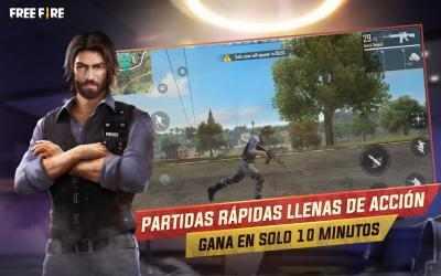Captura de Pantalla 4 de Garena Free Fire: Revolución para android