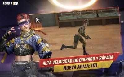 Captura 7 de Garena Free Fire: Revolución para android