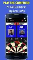 Screenshot 3 de Russ Bray Darts Scorer Pro para android