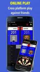 Screenshot 4 de Russ Bray Darts Scorer Pro para android
