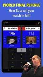 Captura 10 de Russ Bray Darts Scorer Pro para android