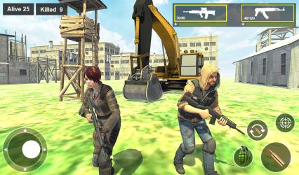 Imágen 12 de Survival Squad Free Battlegrounds Fire 3D para android