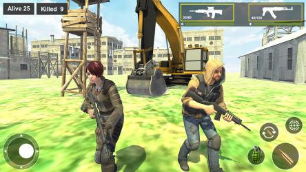 Imágen 5 de Survival Squad Free Battlegrounds Fire 3D para android