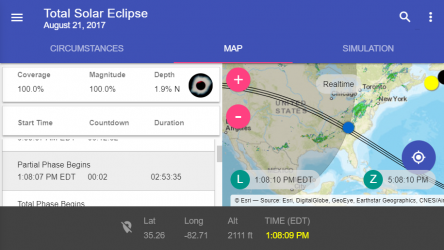 Imágen 3 de Eclipse Explorer Mobile para android