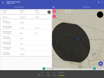 Screenshot 14 de Eclipse Explorer Mobile para android