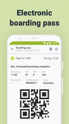 Screenshot 9 de S7 Airlines para android