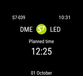 Captura de Pantalla 10 de S7 Airlines para android