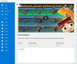 Captura 5 de Fortnite Strategy para windows