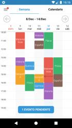 Imágen 2 de Agenda del Estudiante Pro - ¡Organiza tus tareas! para android