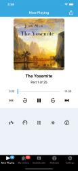Captura de Pantalla 2 de Audiobooks para iphone
