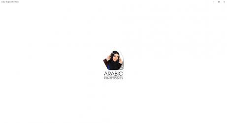 Captura 1 de Arabic Ringtones for Phone para windows