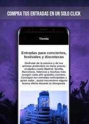 Captura de Pantalla 8 de Buscafiesta - Eventos de ocio en toda España para android
