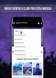 Captura de Pantalla 5 de Buscafiesta - Eventos de ocio en toda España para android