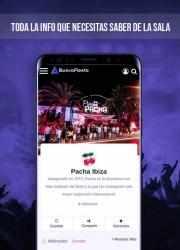 Imágen 7 de Buscafiesta - Eventos de ocio en toda España para android