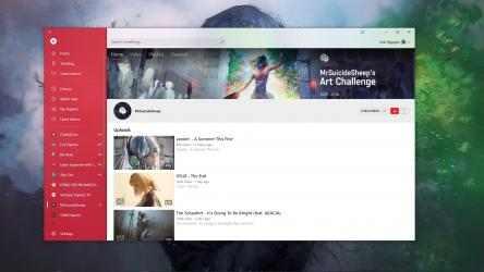 Screenshot 11 de Awesome Tube - Player for YouTube para windows