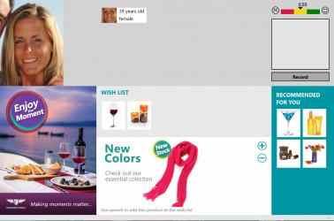 Screenshot 4 de SOLOMO Retail Kiosk Demo para windows