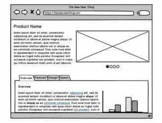 Captura 4 de Balsamiq Wireframes para mac