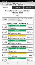 Imágen 7 de London TFL Tracker para android