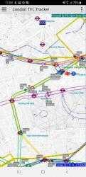Screenshot 5 de London TFL Tracker para android
