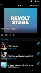 Captura de Pantalla 4 de REVOLT Summit para android